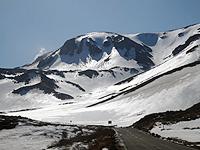スカイライン小富士体験 土湯コース(土湯温泉地出発もしくは到着)