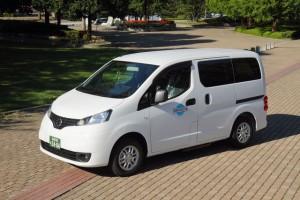 ユニバーサル・デザインタクシー1
